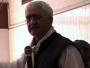 Salman Khurshid calls Narendra Modi 'impotent', says 'incompetent' too soft