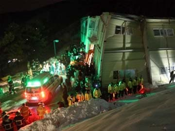 Student tragedy in South Korea as building collapse kills ten