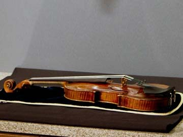 Two US men charged in theft of USD 5 million violin