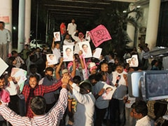 Telangana erupts in joy after passage of Bill in Rajya Sabha