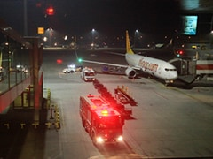 Turkey F-16 forces down hijacked airliner told to fly to Sochi