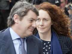 In UK trial, ex-editor Rebekah Brooks denies knowing about hacking