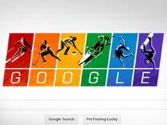 Latest Google Doodle on Sochi Olympics upholds gay rights
