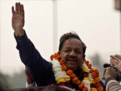 Harsh Vardhan named chief of BJP's Delhi unit