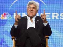 Emotional Jay Leno bids star-studded farewell to 'Tonight Show'