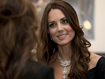 Kate Middleton seen with famous Nizam of Hyderabad diamonds