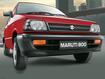 End of the road for iconic Maruti 800