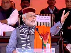 Telangana issue perfect example of Congress sowing 'seeds of poison': Narendra Modi