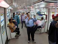 Mumbai monorail opens for public use, passengers queue up at stations
