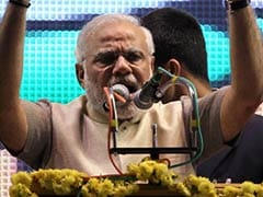 Narendra Modi's tips at MPs' dinner: target Congress, don't spare its allies