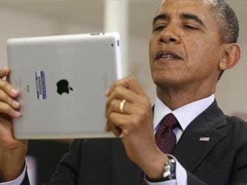 The pen, phone and iPad: Barack Obama's tech push in US schools