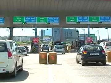 Free ride at Gurgaon toll plaza, freedom from traffic nightmare