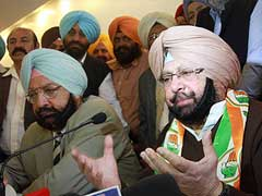 Local Congress candidate from Amritsar more suited: Amarinder Singh