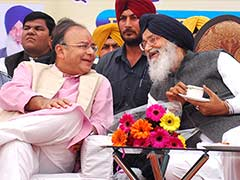 Not looking for positions: Arun Jaitley on Parkash Singh Badal's suggestion