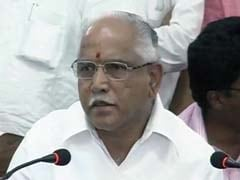 BS Yeddyurappa, Veerappa Moily and Mallikarjun Kharge file nominations in Karnataka