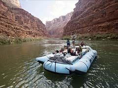 Google cameras take rafting trip at Grand Canyon