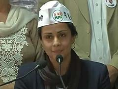 Gul Panag, former Miss India, takes Aam Aadmi ticket to politics