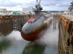 Visakhapatnam: One killed, two hurt in accident at nuclear submarine construction site