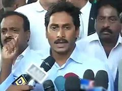 NDTV's Opinion Poll: Jagan Mohan Reddy, a very big deal