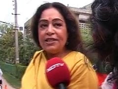 'Neta' tougher than 'abhineta', says candidate Kirron Kher