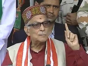 Kanpur: BJP's Murli Manohar Joshi starts election campaign