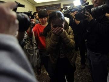Fears for Chinese missing aboard Malaysia Airlines plane