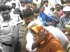 Congress legislator manhandles Nagma, no action despite visual evidence
