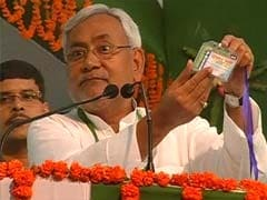 Nitish Kumar loses two confidantes, one of them a minister, to the BJP