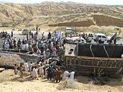 Road accident in Pakistan kills 35, injures 20