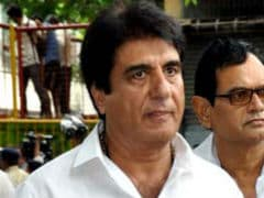 Congress' Raj Babbar loses cool, slams cops for shooting his video