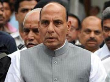 BJP attempts united front amid talk of Lucknow seat for Rajnath Singh