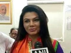 Rakhi Sawant to contest from Mumbai North-West