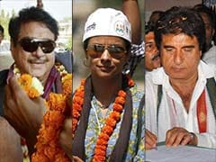 Will movie stars shine bright in elections 2014?