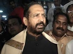 Will decide future course of action on March 21: Suresh Kalmadi