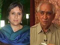 NaMo chant diminishes God by treating humans as Gods: Jaswant Singh to NDTV