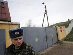 Russian troops reported on move again in Crimea