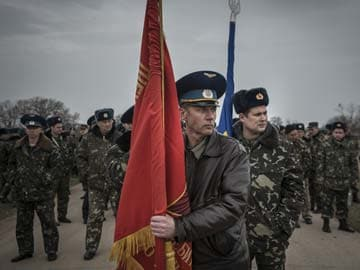 Russia is prepared to annex Crimea, deepening crisis