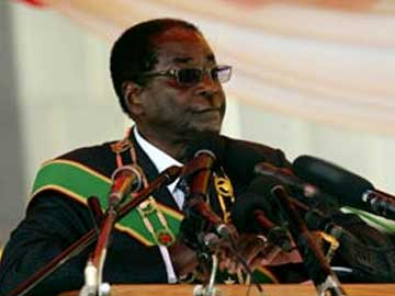 Zimbabwe's Mugabe shuns EU-Africa talks after wife not invited
