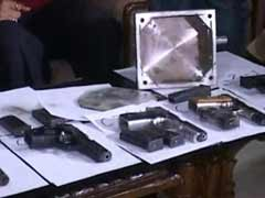 Muzaffarnagar residents returning from Pak arrested with pistols