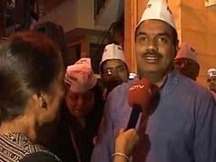 In Bangalore Central, AAP's V Balakrishnan is booting up a campaign
