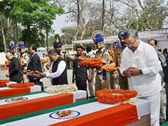 Home Minister Sushil Kumar Shinde vows 'revenge' for Chhattisgarh Naxal attack