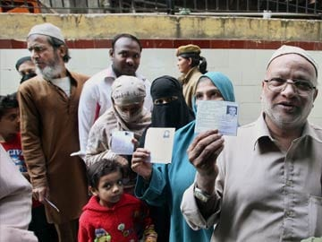India Votes 2014: general election from April 7 to May 12, counting on May 16