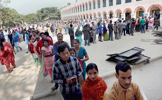 World's biggest election: see India's voting schedule here