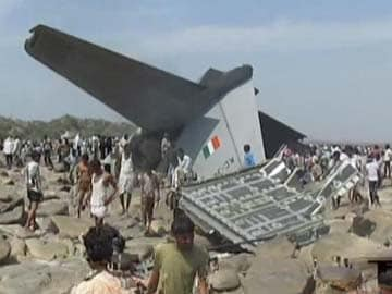 the accident  Air Chief C Accident At