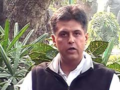Manish Tewari likely to contest from Ludhiana, he has been unwell