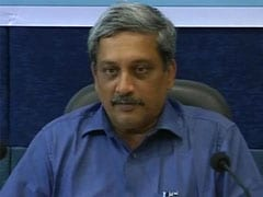 Hindus use 'Namo' in reference to god: Manohar Parrikar