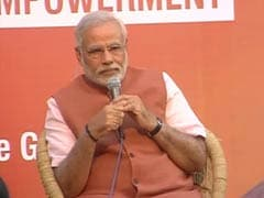 Narendra Modi's 'chai pe charcha' on women empowerment: Highlights