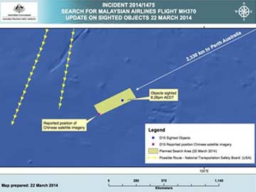 Data Shows Missing Malaysia Airlines Plane Crashed in Indian Ocean picture