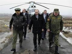 Nukes are best Vladimir Putin containment strategy, says Sarah Palin
