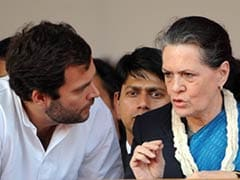 Sonia Gandhi to file nomination on April 2